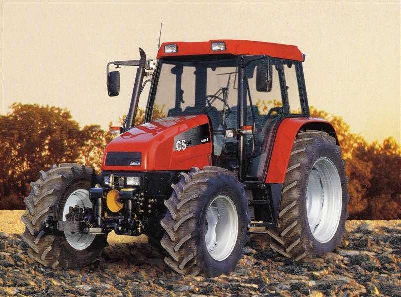 Photo du Tracteurs agricoles CS 94