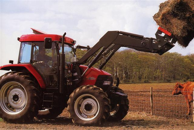Photo du Tracteurs agricoles MX 80 C