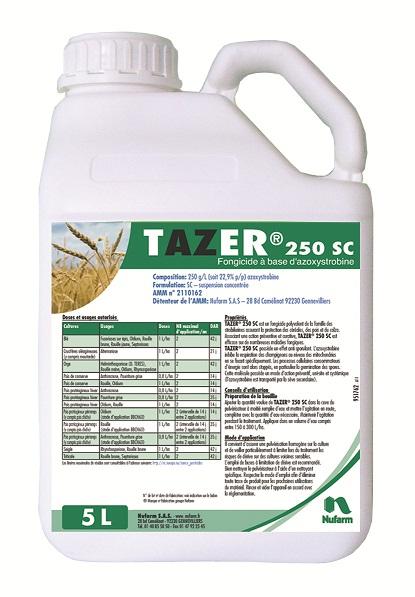 Photo du Fongicides céréales Tazer 250