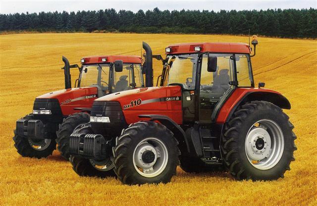 Photo du Tracteurs agricoles MX 110
