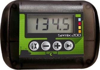Photo du Régulation mécanique ou électronique du semis Semix 200