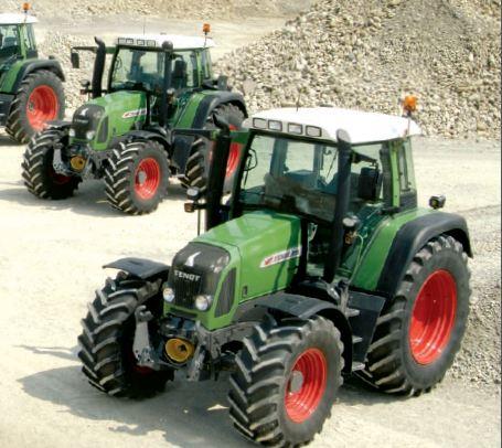 Photo du Tracteurs agricoles 414 Vario