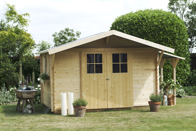avis gent de la marque blooma abris de jardin. Black Bedroom Furniture Sets. Home Design Ideas
