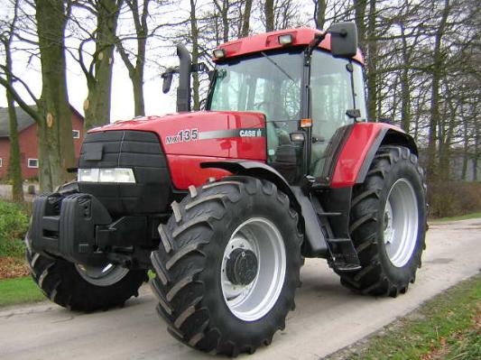 Photo du Tracteurs agricoles MX 135