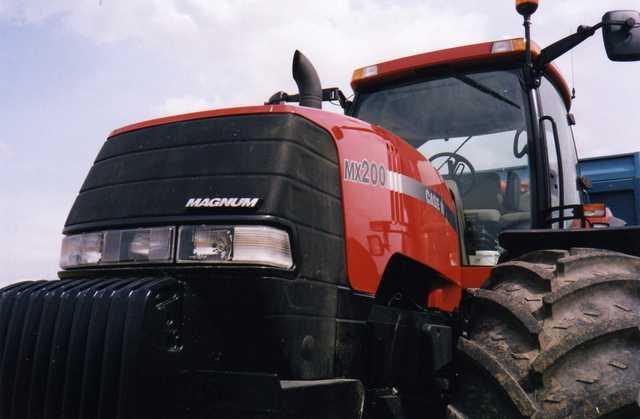 Photo du Tracteurs agricoles MX 200 MAGNUM
