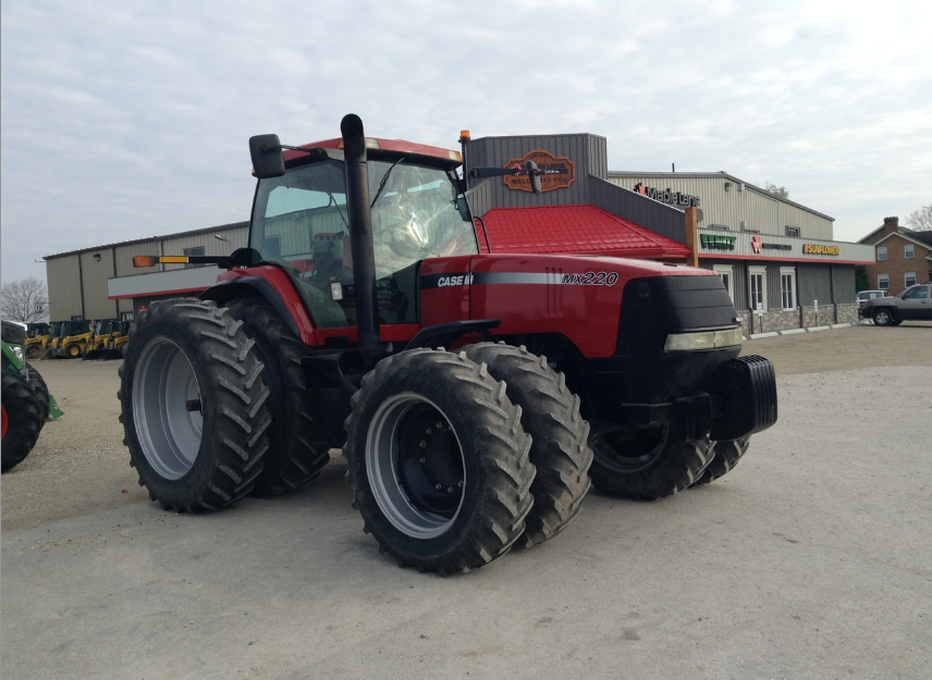 Photo du Tracteurs agricoles MX 220 MAGNUM