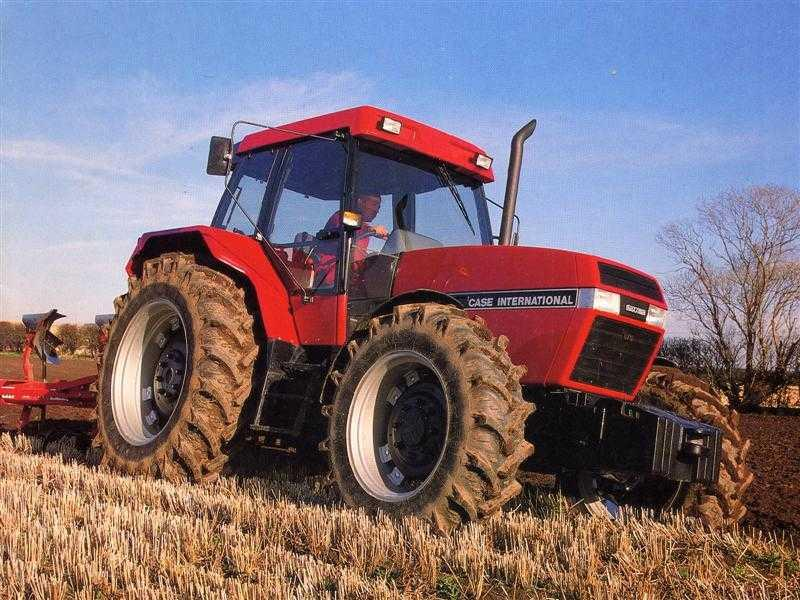 Photo du Tracteurs agricoles MAXXUM 5120