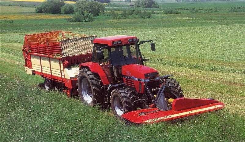 Photo du Tracteurs agricoles Maxxum 5150