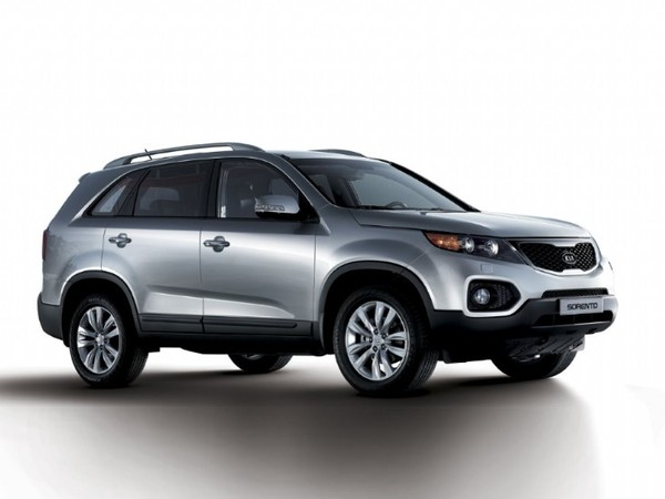 Photo du SUV, Crossover Sorento