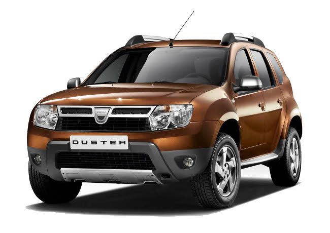 Photo du SUV, Crossover Duster