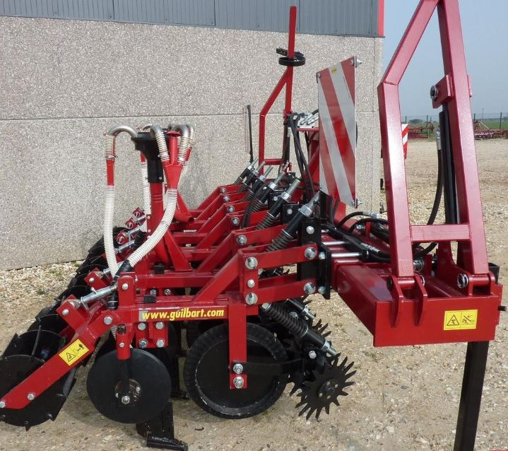 Photo du Strip-Till Strip-till