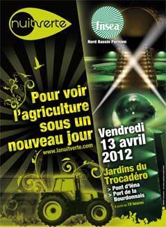 Photo du Salons professionnels Nuit Verte 2012