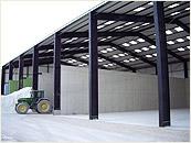 Photo du Construction bâtiments Hall 2 Pentes, Hall 1 Pente, Appentis, Auvent, Auvent inversé