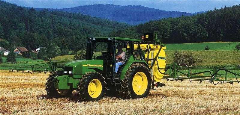 Photo du Tracteurs agricoles 3210