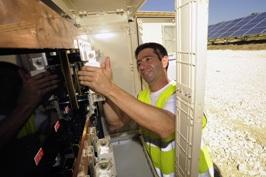 Photo du Energie photovoltaïque Services photovoltaïques