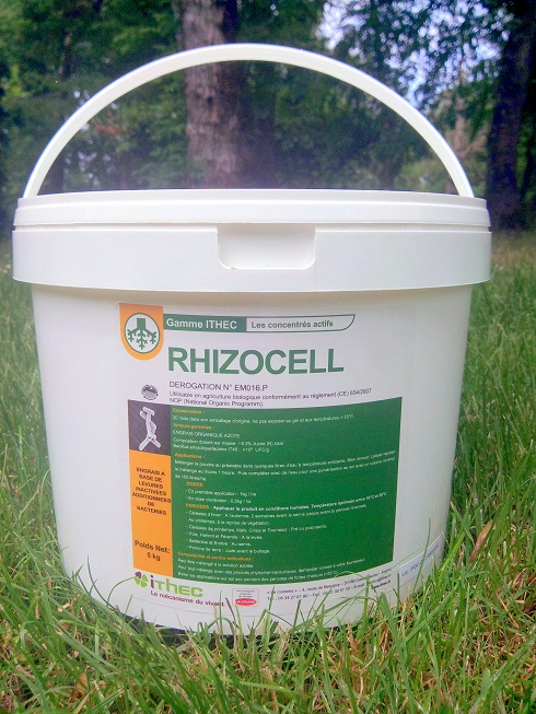 Photo du Amendements organiques Rhizocell