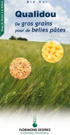 Photo du variétés blé de printemps Qualidou