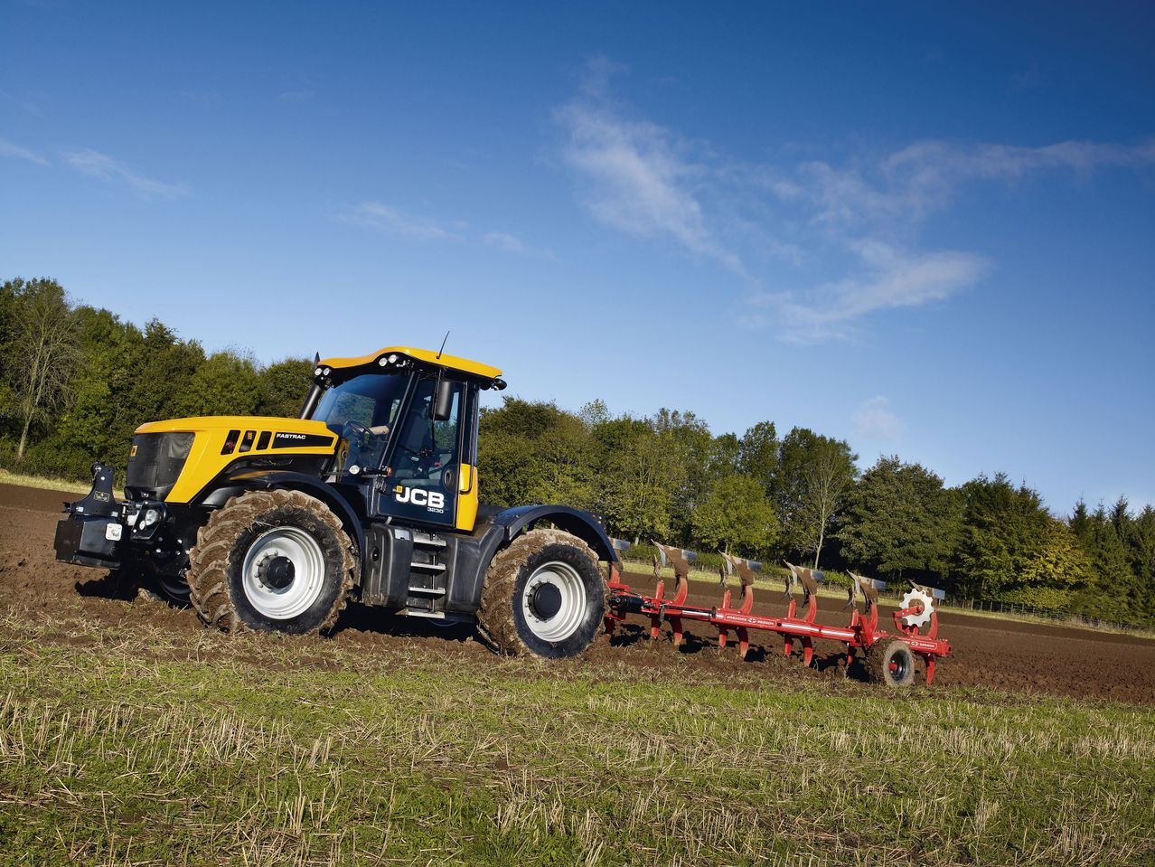 Photo du Tracteurs agricoles Fastrac 3200 Xtra Tier4