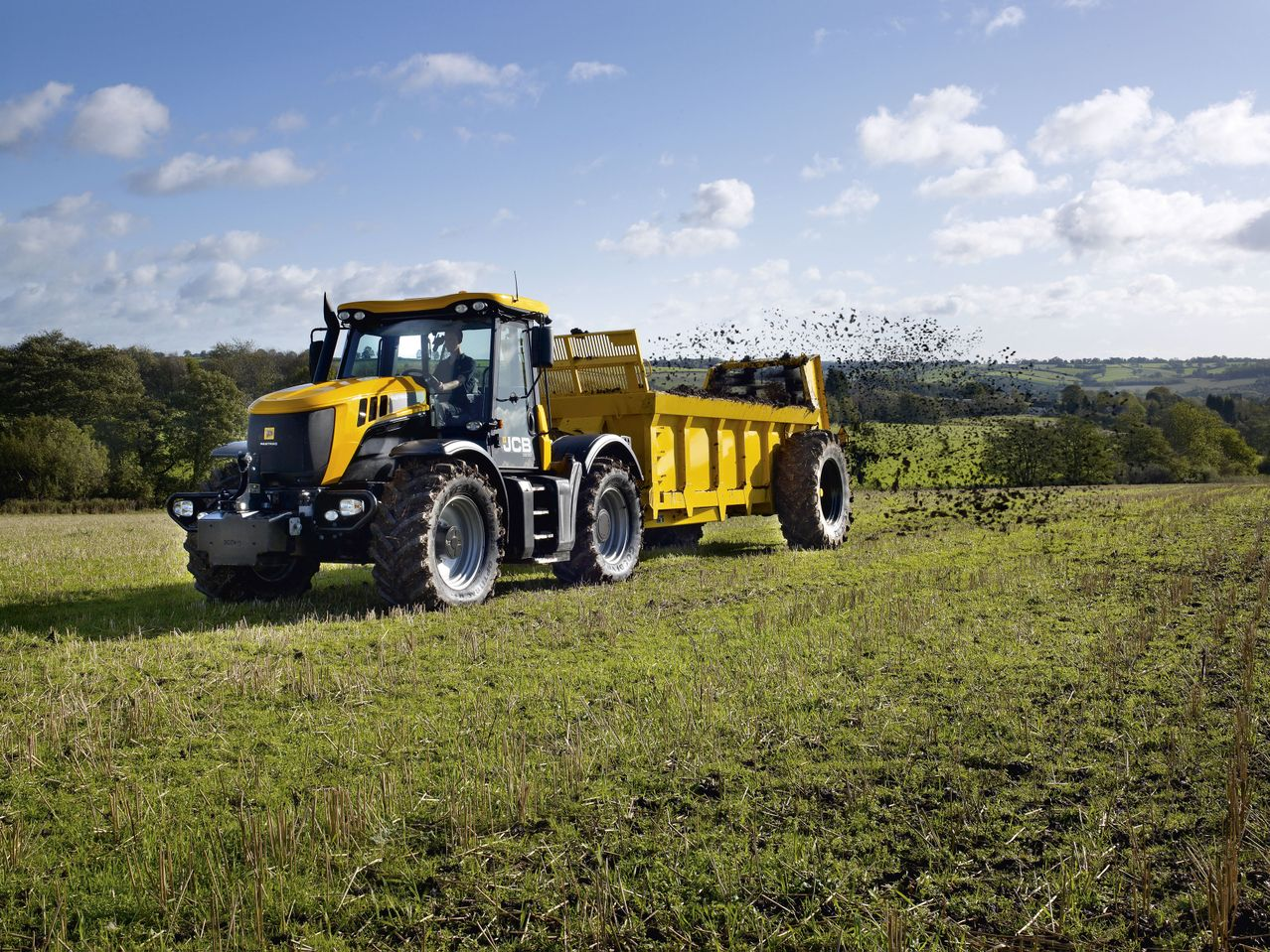 Photo du Tracteurs agricoles Fastrac 3230 Xtra Tier4
