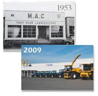 Photo du Vente de matériels neufs Concessionnaire New Holland