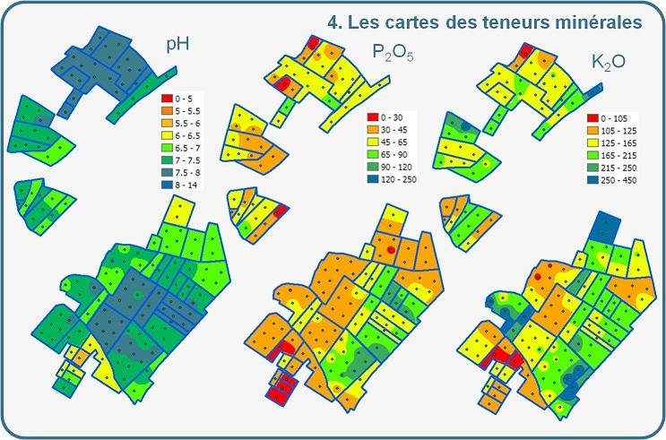 Photo du Services et logiciels de surveillance des cultures Défi-Multianalyses