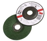 Photo du Disques de meulage métal Disque de Meulage Flexible 3M Green Corps