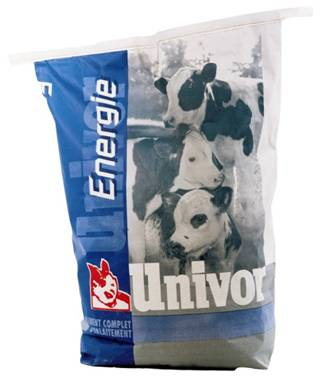 Photo du Aliments veaux Univor Energie Spécial Boucherie