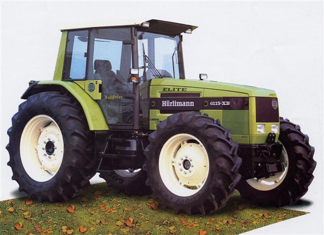 Photo du Tracteurs agricoles XB 6135 Elite