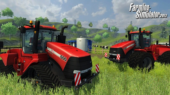 Photo du Jeux des firmes Farming Simulator 2013