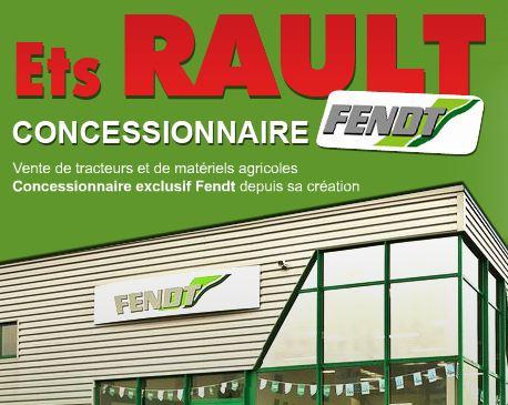 Photo du Vente de matériels neufs Concesionnaire tracteurs et moissonneuses-batteuses Fendt