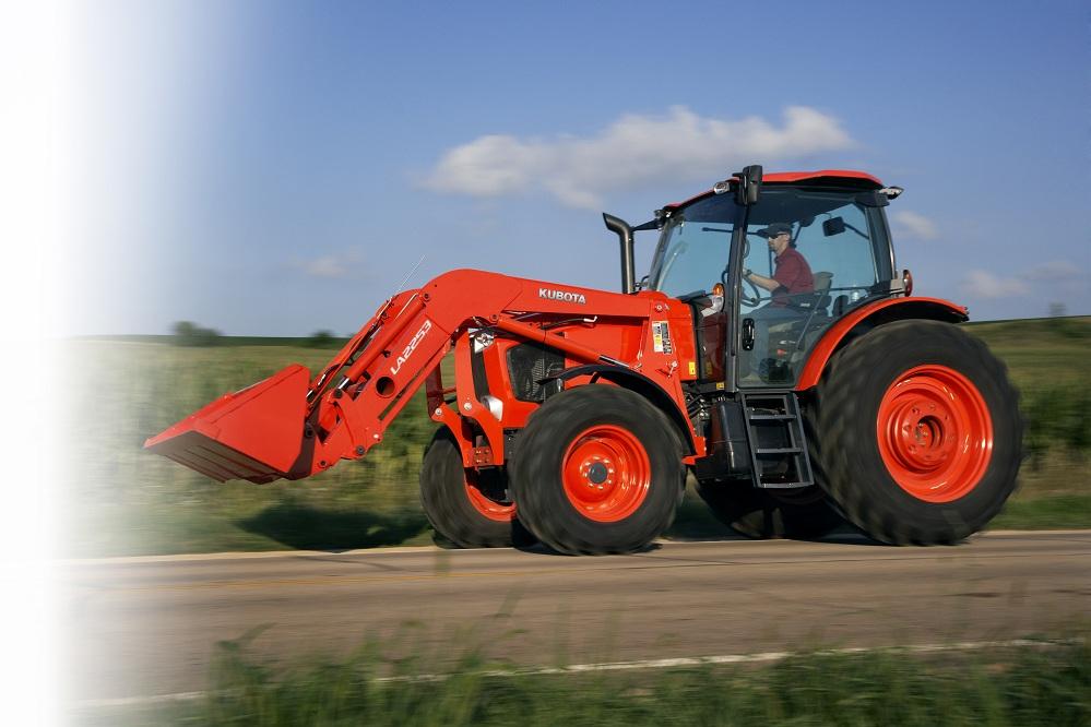 Photo du Tracteurs agricoles M135GX