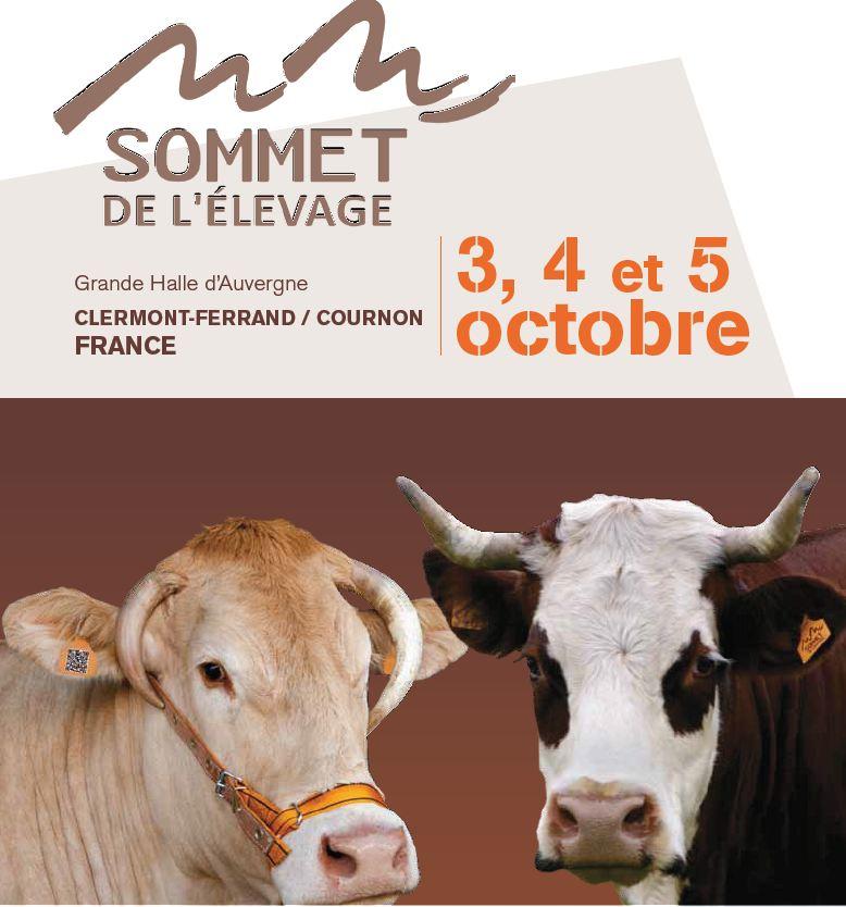 Photo du Salons professionnels Sommet de l'Elevage 2012