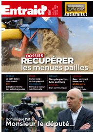 Photo du magazines, journaux agricoles Entraid'
