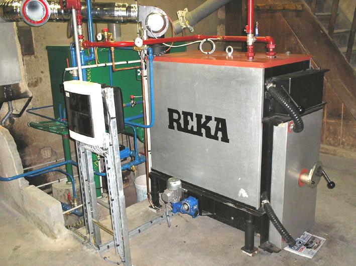 Photo du Chaudières Polycombustibles Biomasse 20 kW- 30 kW- 40kW - 60kW