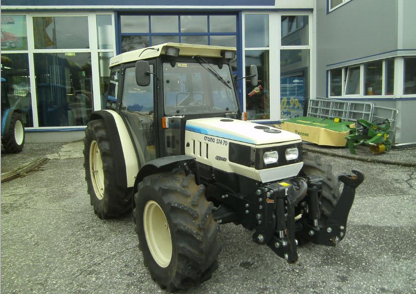 Photo du Tracteurs agricoles Crono 574.70