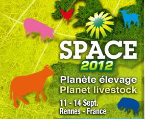 Photo du Salons professionnels SPACE 2012