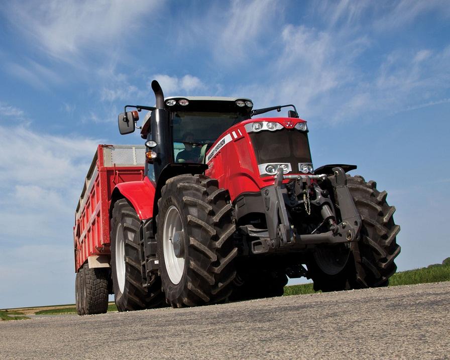 Photo du Tracteurs agricoles MF 7626