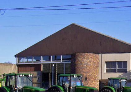 Photo du Vente de matériels neufs Ets Deschamps/MCDA, Concessionnaires John Deere