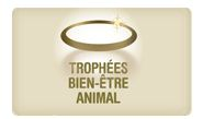 Photo du Associations civiles Trophées Bien-être Animal