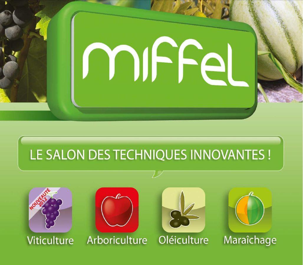 Photo du Salons professionnels MIFFEL 2012