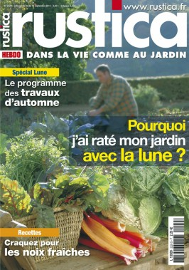 Photo du magazines, journaux agricoles Magazine Rustica