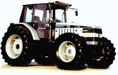Photo du Tracteurs agricoles Formula II 115