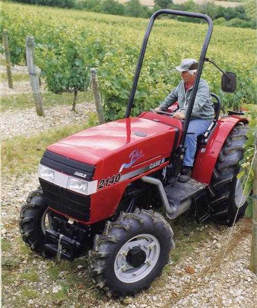 Photo du Tracteurs vignerons 2140 PRO