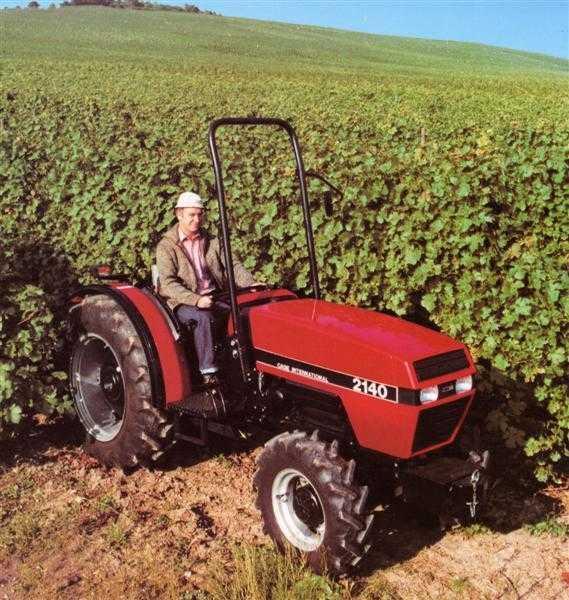 Photo du Tracteurs vignerons 2140