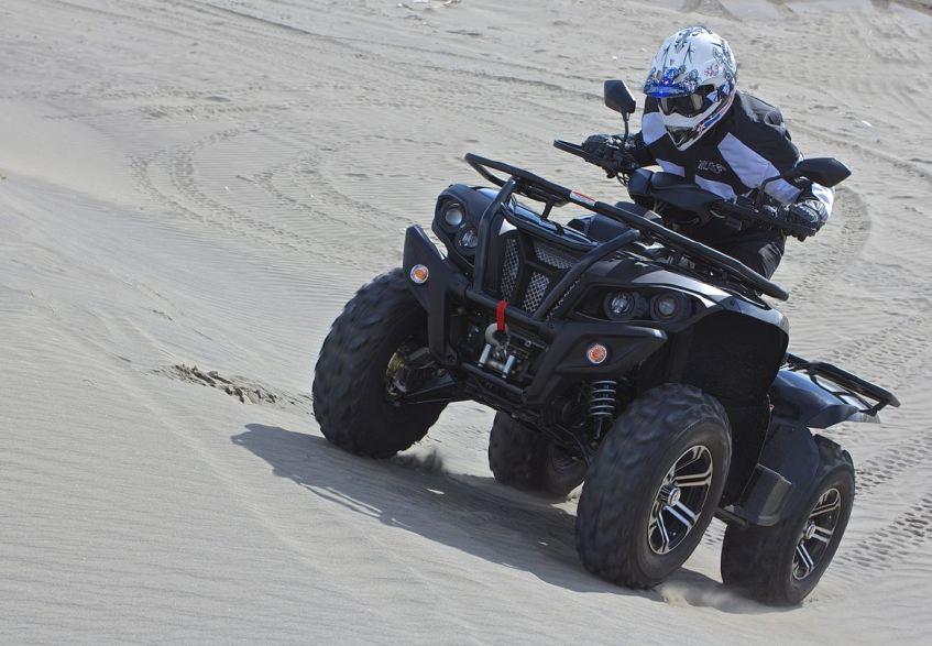 Photo du Quads Outback 700 EFI