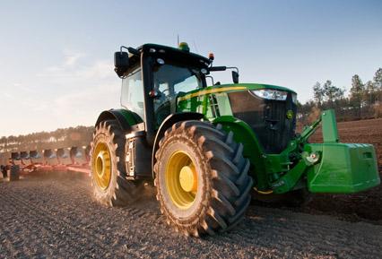 Photo du Vente de matériels neufs Concessionnaire tracteurs, presses, moissonneuses... John Deere