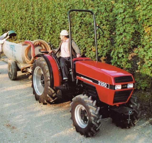 Photo du Tracteurs vignerons 2150