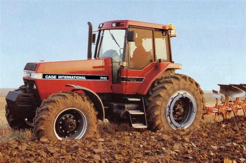 Photo du Tracteurs agricoles Magnum 7110