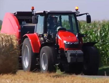 Photo du Tracteurs agricoles MF 5608