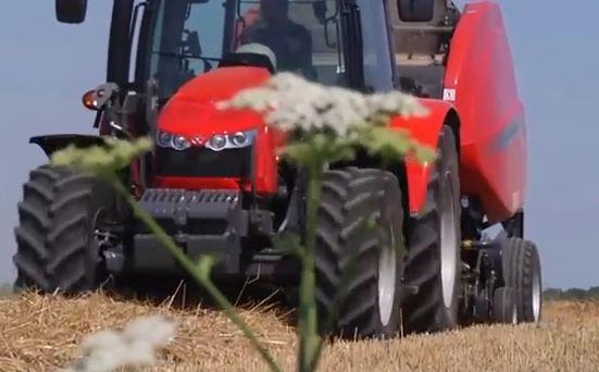Photo du Tracteurs agricoles MF 5609